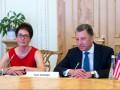 Нардепы обсудили с Волкером деоккупацию Донбасса