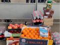 Переселенцы Донбасса привезли продукты в санаторий