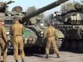 В ЛНР показали, как отводят бронетехнику с линии фронта