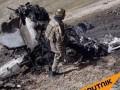 Армянские военные показали свой сбитый самолет