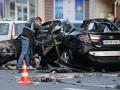 Эксперты оценили мощность взрыва в центре Киева