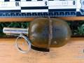 В Харькове на клумбе у жилого дома нашли гранату