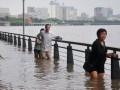 Более ста человек погибли в результате наводнения в Китае