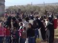Сирийцы массово бегут в Турцию: Россия бомбит мирных жителей