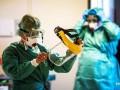 В Украине свыше девяти тысяч случаев COVID-19