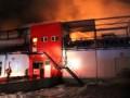 Число жертв пожара на рынке в Киевской области увеличилось до четырех