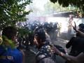 Возле дома Левочкина подрались активисты Нацкорпуса и правоохранители