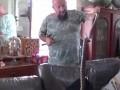 Австралиец перепутал змею с зарядкой для телефона