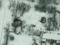 Азов показал видео уничтожения БМП сепаратистов
