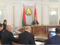 Лукашенко раздал поручения по ситуации в Беларуси