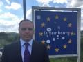 Разыскиваемый в Украине Андрей Портнов выложил фото из Люксембурга