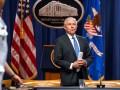 Генпрокурор США ушел в отставку