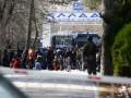 Против беженцев на греко-турецкой границе применили слезоточивый газ