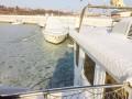 В Болгарии впервые за 60 лет замерзло Черное море