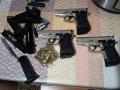 В Одесской области перекрыли канал контрабанды оружия из Европы