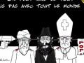 Самые провокационные обложки расстрелянного журнала Charlie Hebdo