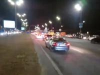 Движение на мосту метро в Киеве частично возобновили