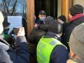 В полиции и ОГА отрицают штурм облсовета в Житомире