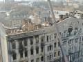 Пожар в Одессе: Опознана третья жертва, названо имя
