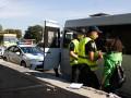В Днепре столкнулись маршрутки: шесть пострадавших