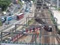 В Гонконге поезд метро сошел с рельсов: восемь пострадавших