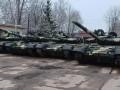 ВСУ получили модернизированные танки Т-64