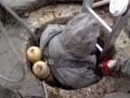 В Мариуполе водолазы помогают ликвидировать аварию на канализационном коллекторе