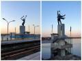 В Киеве появилась патриотическая станция метро (фото)