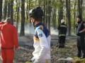 В Ужгороде дети нашли обгоревший труп на остановке