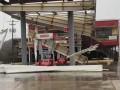 Опубликованы видео последствий урагана Зета в США