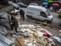 На радиорынке в Киеве снесли несколько МАФов
