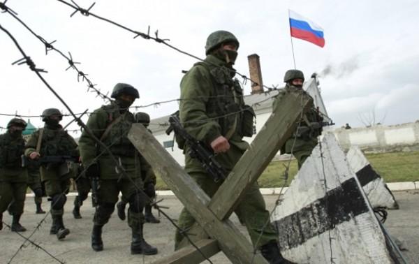 Генштаб следит за строительством российских военных баз РФ у границ Украины