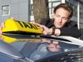 Зарплаты украинца хватит на 20 поездок на такси