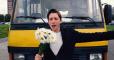 """Итальянский певец """"влюбился"""" в наши маршрутки и снял с ними видеоклип"""