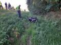На Львовщине водитель сбил людей на Harley-Davidson и сбежал
