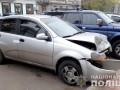 После клуба: Одесситка завладела такси и совершила ДТП