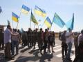 Участник блокады Крыма из ПС умер на блокпосту