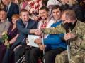 В Киеве открылась выставка, посвященная украинским защитникам с протезами