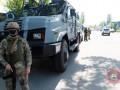 В Марьинке провели спецоперацию: изъяли оружие и нашли место проживания главаря боевиков