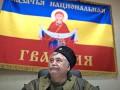 Одному из главарей боевиков ЛНР вручили подозрение