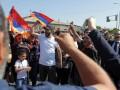 Протесты в Армении: активисты парализовали движение поездов