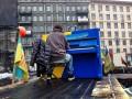 День в фото: пианино на Грушевского и смерть жирафа