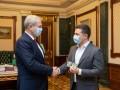 Два стратегических региона Украины получили новых губернаторов