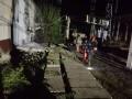 На территории одесского нефтезавода произошел пожар со взрывом