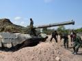 Появились фото испытаний танка Оплот в Таиланде