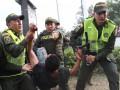 На границе с Венесуэлой пострадали почти 300 человек - МИД Колумбии