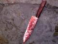 В Черниговской области отец зарезал сына
