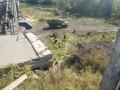 В Станице Луганской запустили онлайн-трансляцию ремонта моста