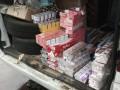 Пограничники выявили 13 точек накопления контрафактных сигарет