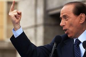 Берлускони объяснил на пальцах: смелые жесты и слова - вот залог популярности